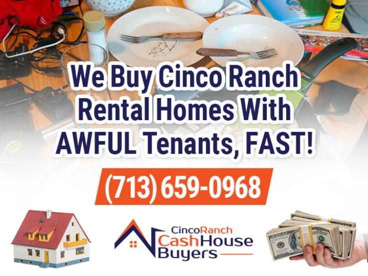 cinco ranch difficult tenants