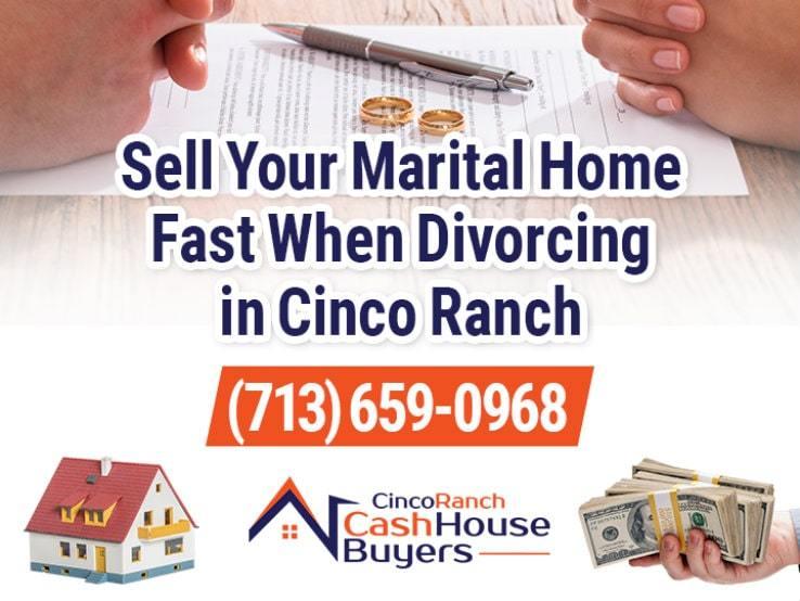 cinco ranch divorce