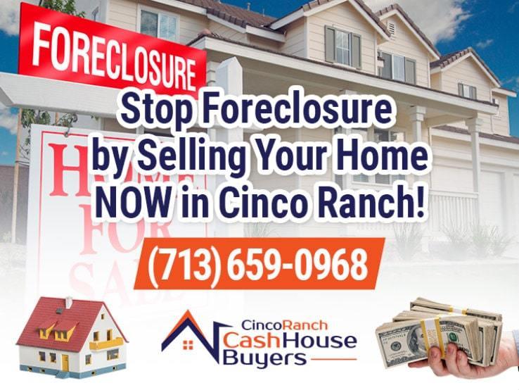 cinco ranch foreclosure