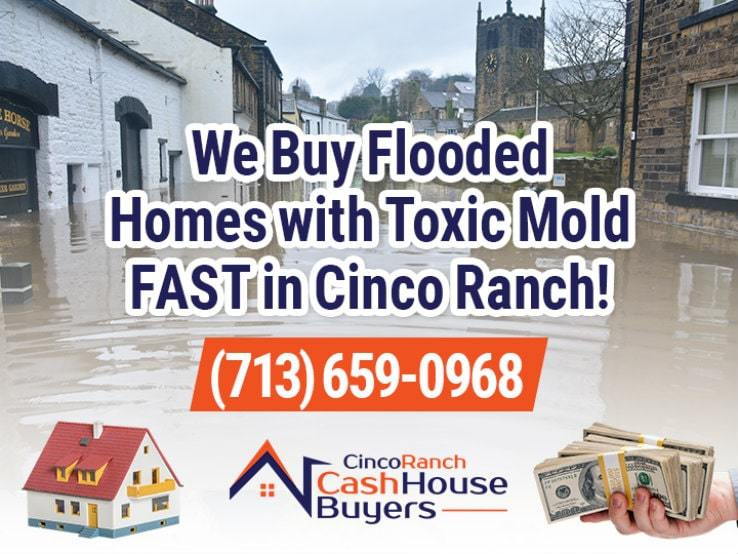 cinco ranch water damage and mold